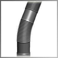 Duplafalú flexibilis rendszer (MG) - Flexline