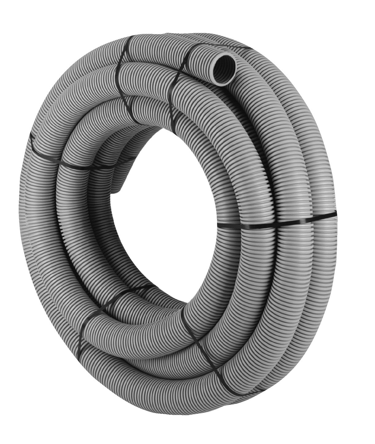 9670d95c8917 M&G PPs Flexibilis cső 10m DN100 (86346) – Kéményszállító